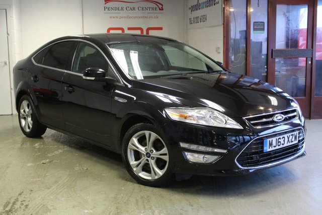 2013 63 FORD MONDEO 2.0 TITANIUM X BUSINESS EDITION TDCI 5d AUTO 161 BHP