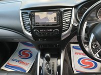 USED 2016 16 MITSUBISHI L200 2.4 DI-D 4X4 WARRIOR DCB AUTO 178 BHP