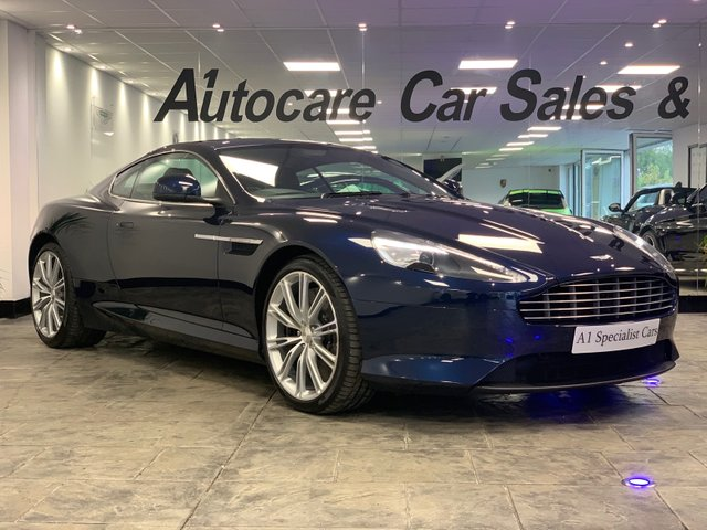 View our ASTON MARTIN VIRAGE