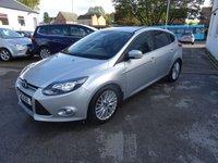 2011 FORD FOCUS 1.6 ZETEC TDCI 5d 113 BHP £4995.00