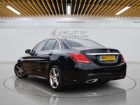 USED 2015 15 MERCEDES-BENZ C CLASS 2.1 C250 BLUETEC AMG LINE 4d AUTO 204 BHP **FREE FROM ULEZ CHARGE** ***FREE FROM ULEZ CHARGE***