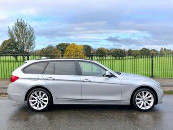 2016 BMW 3 SERIES 2.0 318D SE TOURING 5d AUTO 148 BHP £14995.00