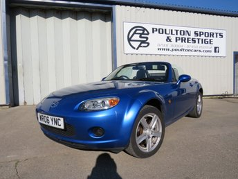 2006 MAZDA MX-5 1.8 I 2d 125 BHP ++ LOW MILEAGE AND AMAZING CONDITION £SOLD