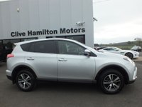 USED 2016 66 TOYOTA RAV4 2.0 D-4D BUSINESS EDITION TSS 5d 143 BHP