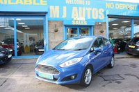 USED 2013 62 FORD FIESTA 1.25 ZETEC 3dr 81 BHP NEED FINANCE??? APPLY WITH US!!!