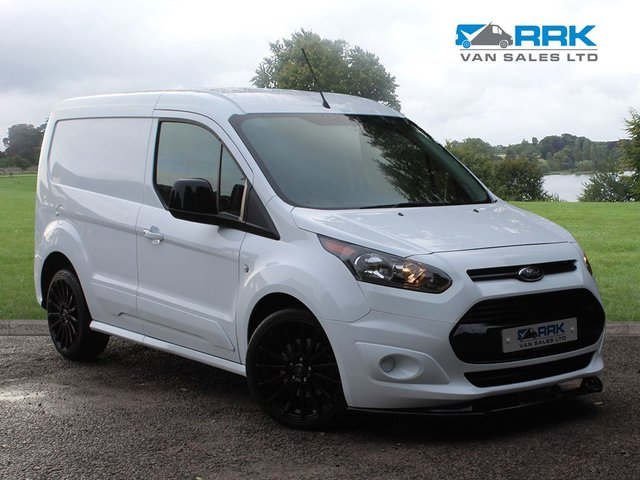 2018 18 FORD TRANSIT CONNECT 1.5 200 P/V