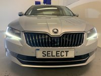 """USED 2016 16 SKODA SUPERB 2.0L LAURIN AND KLEMENT TDI DSG 5d 188 BHP Rare Ltd Edition model with everything -Sat Nav, heated leather interior,19""""alloys,Bi-Xenon headlights, reverse camera, elec boot,360 park sensors ,cruise control and more -huge value on offer with FSHe"""