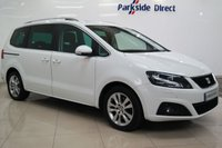 2014 SEAT ALHAMBRA 2.0 CR TDI SE LUX DSG 5d AUTO 140 BHP £14450.00