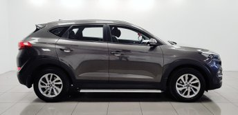 2015 HYUNDAI TUCSON 1.7 CRDI SE NAV BLUE DRIVE 5d 114 BHP £10950.00