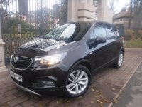 USED 2018 18 VAUXHALL MOKKA X 1.4 ACTIVE ECOTEC S/S 5d 138 BHP *FINANCE ARRANGED*PART EXCHANGE WELCOME*2 KEYS*CRUISE*BTOOTH*DAB*A/C*AUTO LIGHTS*HEATED SEATS*F+R PS