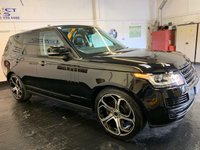 USED 2015 15 LAND ROVER RANGE ROVER 3.0 TDV6 VOGUE SE 5d AUTO 255 BHP