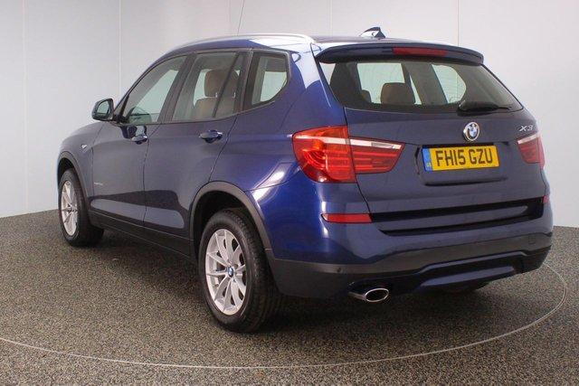 BMW X3 at Dace Motor Group