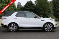 """2018 LAND ROVER DISCOVERY 3.0 TD6 SE 5d AUTO 255 BHP *BLACK PACK* 22"""" ALLOYS £44995.00"""
