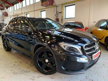 2014 MERCEDES-BENZ GLA-CLASS 2.1 GLA220 CDI 4MATIC AMG LINE PREMIUM 5d AUTO 168 BHP £17495.00