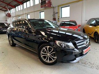 2016 MERCEDES-BENZ C CLASS 1.6 C200 D SPORT 5d AUTO 136 BHP £18495.00