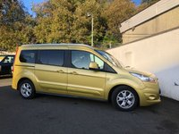 2014 FORD GRAND TOURNEO CONNECT