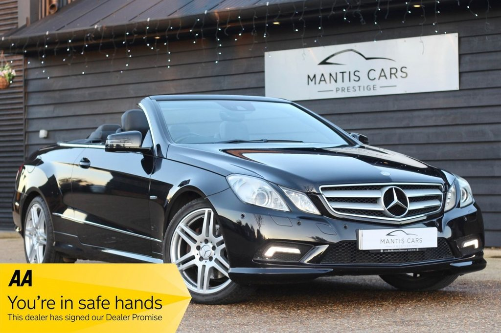 USED 2011 11 MERCEDES-BENZ E CLASS 2.1 E220 CDI BLUEEFFICIENCY SPORT 2d 170 BHP BUY NOW | DON'T PAY UNTIL 2020