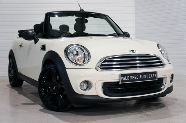 2014 64 MINI CONVERTIBLE 1.6 ONE (PEPPER PACK)