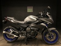 2013 YAMAHA XJ6 DIVERSION 600. 2013. SERVICED. 16603 MILES. 2 OWNERS. FULL EXHAUST £3199.00
