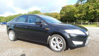 2009 FORD MONDEO