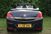 USED 2008 58 VAUXHALL ASTRA 1.9 TWIN TOP DESIGN 3d 150 BHP