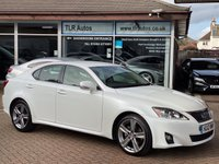 USED 2012 12 LEXUS IS 250 Advance Auto Free MOT for Life