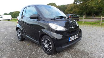 2008 SMART FORTWO 1.0 PURE 2d AUTO 70 BHP £2500.00