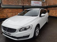 2014 VOLVO V60 1.6 D2 BUSINESS EDITION 5d 113 BHP £9490.00