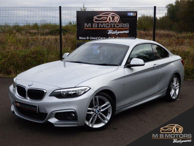 2016 BMW 2 SERIES 220D M SPORT 2d 188 BHP