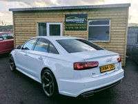 USED 2014 64 AUDI A6 2.0 TDI ULTRA S LINE 4d 188 BHP ****Finance Available****