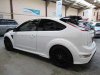 USED 2010 60 FORD FOCUS 2.5 RS 3dr ***32500 MILES F/S/H***