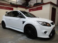 2010 FORD FOCUS 2.5 RS 3dr £25000.00
