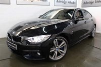 USED 2014 64 BMW 4 SERIES 3.0 430d M Sport Gran Coupe xDrive 4dr BIG SPEC! LOW MILEAGE! EURO 6!