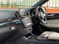 USED 2017 R MERCEDES-BENZ GLS 3.0 GLS350d V6 AMG Line G-Tronic 4MATIC (s/s) 5dr PAN ROOF/HARMON KARDON/FMBSH