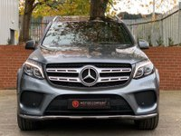 USED 2017 R MERCEDES-BENZ GLS 3.0 GLS350d V6 AMG Line G-Tronic 4MATIC (s/s) 5dr PAN ROOF/HARMON KARDON/FMBSH