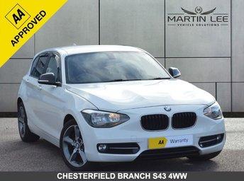 2012 BMW 1 SERIES