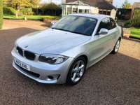 USED 2013 13 BMW 1 SERIES 2.0 118D EXCLUSIVE EDITION 2d 141 BHP Stunning condition inside and out with leather trim.