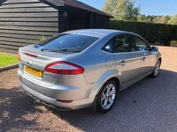 USED 2009 09 FORD MONDEO 2.0 TITANIUM 5d 144 BHP Low Mileage  family Car.