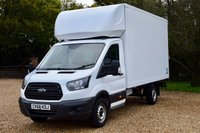 USED 2018 68 FORD TRANSIT 2.0 350 L5 C/C 129 BHP 1 OWNER, NEW SERVICE, B'TOOTH! FIRST TO SEE WILL BUY!