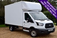 2018 FORD TRANSIT 2.0 350 L5 C/C 129 BHP SOLD