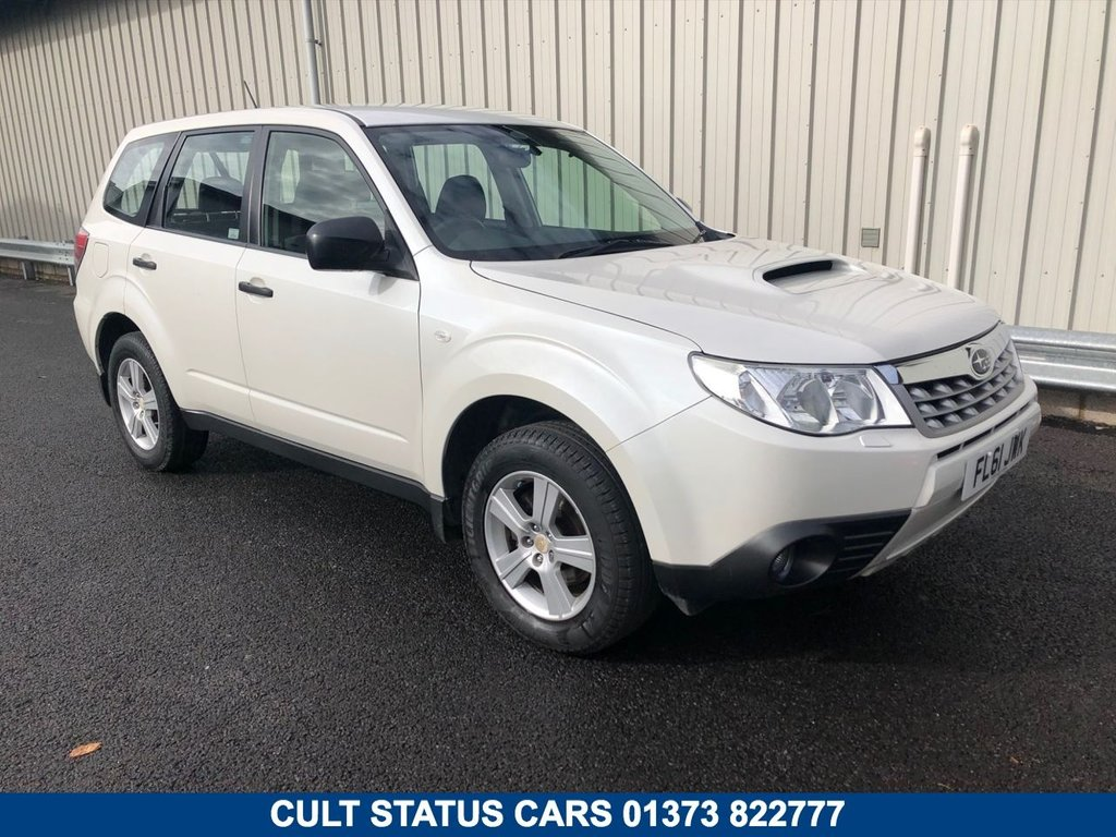 2011 Subaru Forester Repair Manual