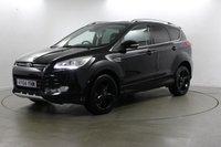 2014 FORD KUGA 2.0 TITANIUM X TDCI 5d AUTO 160 BHP £11980.00