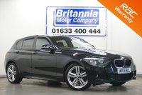 2013 BMW 1 SERIES 2.0 120D DIESEL XDRIVE M SPORT 5 DOOR 181 BHP £8690.00