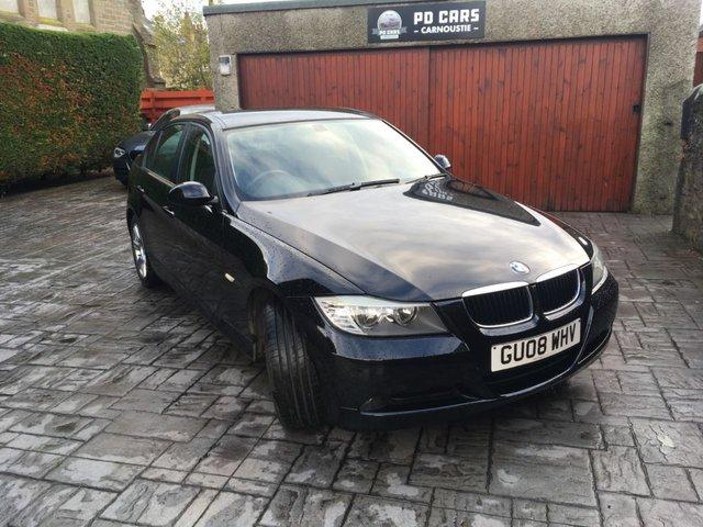 2008 08 BMW 3 SERIES 2.0 320I SE 4d 169 BHP