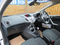 USED 2011 61 FORD FIESTA 1.6 ZETEC S 3d 118 BHP EXCELLENT CONDITION