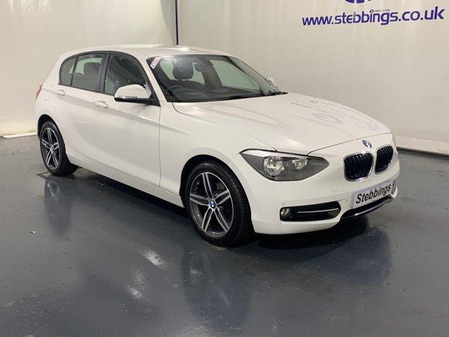2014 64 BMW 1 SERIES 1.6 116I SPORT 5d 135 BHP LOW MILEAGE AUTOMATIC
