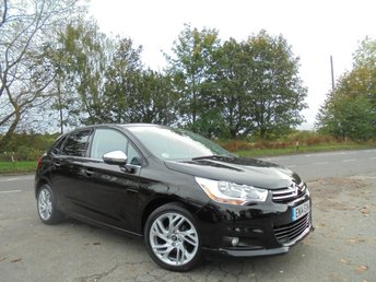 2014 CITROEN C4 1.6 HDI SELECTION 5d 91 BHP £4295.00