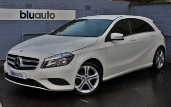 2014 MERCEDES-BENZ A 180 1.5 CDI BLUE EFFICIENCY SPORT 5d  £10995.00