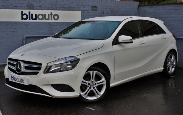 View our MERCEDES-BENZ A 180