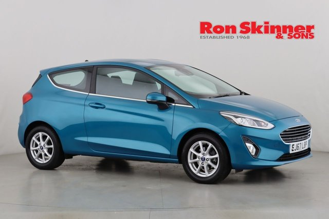 View our 2018 67 FORD FIESTA 1.1 ZETEC 3d 85 BHP